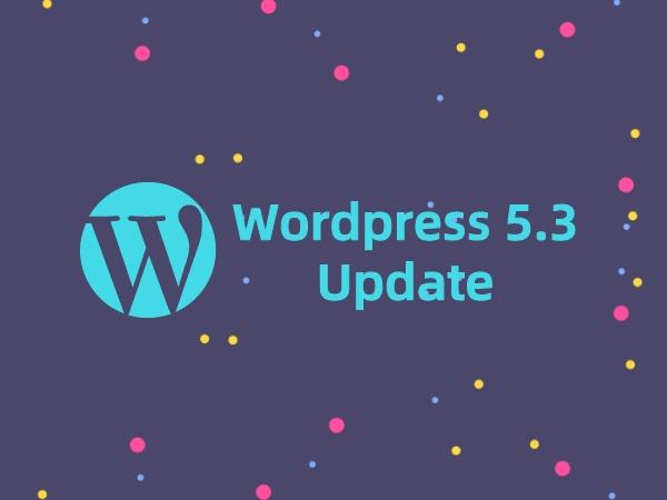 WordPress 5.3正式版下载方法