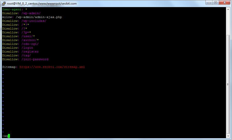 Linux系统操作初体验 通过命令打开txt文件编辑并保存退出